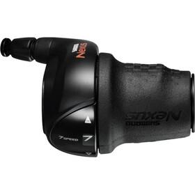 Shimano Nexus SL-C3000-7 Drehgriffschalter 7-Gang rechts schwarz